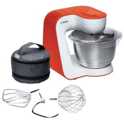 Кухонный комбайн Bosch MUM 54I00 (MUM54I00)Кухонные комбайны Bosch<br>комбайн<br>мощность 900 Вт<br>для большого количества продуктов<br>компактное хранение насадок<br>
