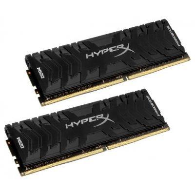 Модуль оперативной памяти ПК Kingston HX430C15PB3K2/32 (HX430C15PB3K2/32)Модули оперативной памяти ПК Kingston<br>2 модуля памяти DDR4 объем модуля 16 Гб форм-фактор DIMM, 288-контактный частота 3000 МГц радиатор CAS Latency (CL): 15<br>