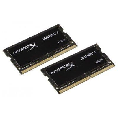 Модуль оперативной памяти ПК Kingston HX421S13IBK2/16 (HX421S13IBK2/16)Модули оперативной памяти ПК Kingston<br>16384 Мб, DDR-4, 17000 Мб/с, CL13, 1.2 В<br>