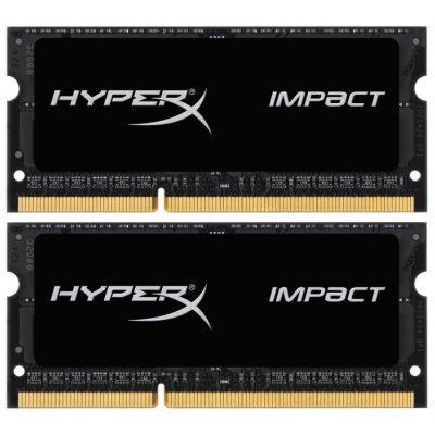 Модуль оперативной памяти ПК Kingston HX318LS11IBK2/16 (HX318LS11IBK2/16)Модули оперативной памяти ПК Kingston<br>16384 Мб, DDR-3, 15000 Мб/с, CL11, 1.35 В<br>