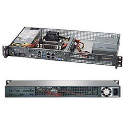 Серверная платформа SuperMicro SYS-5018A-FTN4 (SYS-5018A-FTN4)Серверные платформы SuperMicro<br>Платформа SuperMicro SYS-5018A-FTN4 1xC2758 3.5 1G 4P 1x200W<br>