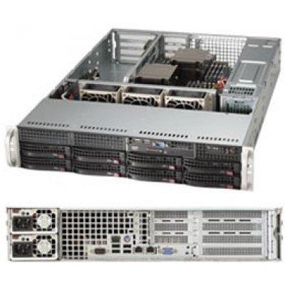 Серверная платформа SuperMicro SYS-6028R-WTRT (SYS-6028R-WTRT)Серверные платформы SuperMicro<br>Платформа SuperMicro SYS-6028R-WTRT (SYS-6028R-WTRT)<br>