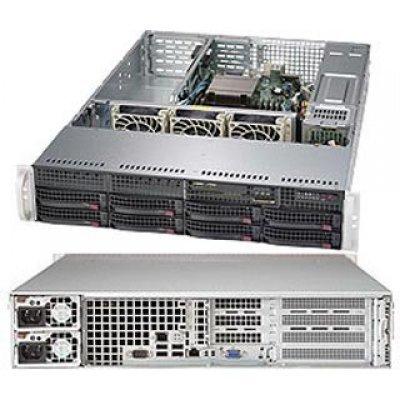 Серверная платформа SuperMicro SYS-5028R-WR (SYS-5028R-WR)Серверные платформы SuperMicro<br>Платформа SuperMicro SYS-5028R-WR 3.5 SAS/SATA 1G 2P<br>