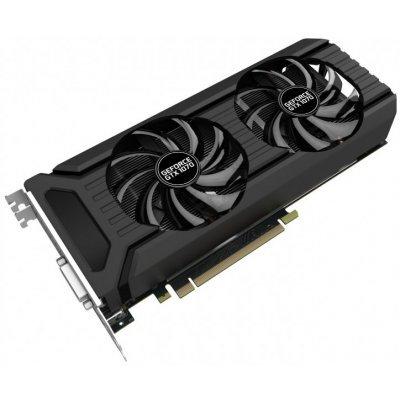 Видеокарта ПК Palit GeForce GTX 1070 1506Mhz PCI-E 3.0 8192Mb 8000Mhz 256 bit DVI HDMI HDCP Dual (NE51070015P2-1043D)Видеокарты ПК Palit<br>видеокарта NVIDIA GeForce GTX 1070 8192 Мб видеопамяти GDDR5 частота ядра/памяти: 1506/8000 МГц поддержка режима SLI/CrossFire разъемы DVI, HDMI, DisplayPort x3 поддержка DirectX 12, OpenGL 4.5 работа с 4 мониторами<br>