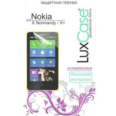 ������ �������� ��� ���������� LuxCase ��� Nokia X / X+ (������������) (80459)