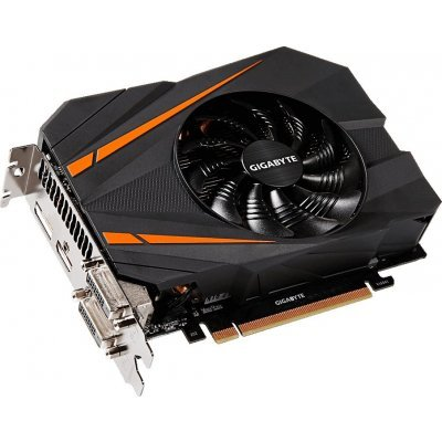 Видеокарта ПК Gigabyte GeForce GTX 1070 1556Mhz PCI-E 3.0 8192Mb 8008Mhz 256 bit 2xDVI HDMI HDCP (GV-N1070IXOC-8GD) удлинитель stayer 55071 10