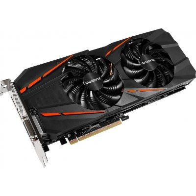 Видеокарта ПК Gigabyte GeForce GTX 1060 1620Mhz PCI-E 3.0 6144Mb 8008Mhz 192 bit DVI HDMI HDCP (GV-N1060G1 GAMING-6GD) видеокарта asus geforce gtx 1060 turbo 1506mhz pci e 3 0 6144mb 8008mhz 192 bit dvi 2xhdmi hdcp turbo gtx1060 6g