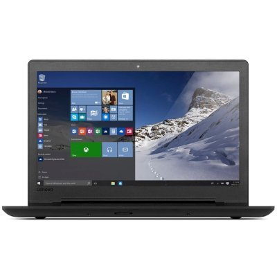Ноутбук Lenovo IdeaPad 110-15IBR (80T7003VRK) (80T7003VRK)Ноутбуки Lenovo<br>Lenovo IdeaPad 110-15IBR 15.6(1366x768)/Intel Pentium N3710(1.6Ghz)/4096Mb/500Gb/DVDrw/Int:Intel HD Graphics 400/Cam/BT/WiFi/24WHr/war 1y/2.2kg/black/DOS<br>