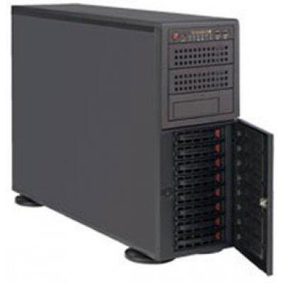 Серверная платформа SuperMicro SYS-7048R-TR (SYS-7048R-TR)Серверные платформы SuperMicro<br>Серверная платформа Supermicro 7048R-TR 4U X10DRi CSE-745TQ-R920B 2xLGA 2011v3 8x3.5 920Вт SYS-7048R-TR<br>