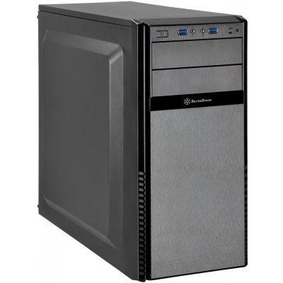 Корпус системного блока Silverstone SST-PS11B-Q (SST-PS11B-Q)
