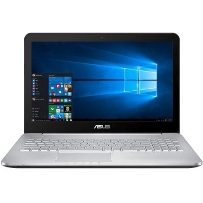 Ноутбук ASUS VivoBook Special N552VX-FI359T (90NB09P1-M04260) (90NB09P1-M04260)Ноутбуки ASUS<br>Core i7 6700HQ/16Gb/1Tb+128Gb SSD/15.6UHD (3840X2160)/DVD-RW/nVidia GeForce GTX 950M 4Gb/WiFi/BT/Cam/Sub-W/Windows 10/2.53Kg<br>