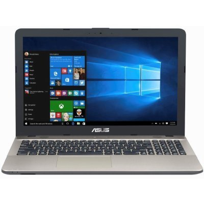 Ноутбук ASUS VivoBook Max X541SA-XX057T (90NB0CH1-M03590) (90NB0CH1-M03590)Ноутбуки ASUS<br>N3710/4G BDDR3/500Gb/DVD-RW/15,6 HD/Camera/Wi-Fi/Win10/Black/2Kg<br>