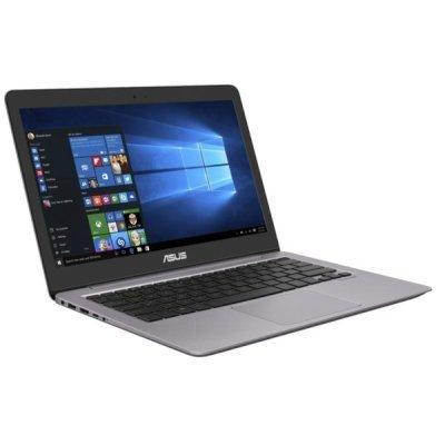 Ультрабук ASUS Zenbook PRO UX310UQ-GL161R (90NB0CL1-M02350) (90NB0CL1-M02350)Ультрабуки ASUS<br>Core i7-6500/12Gb/1TB+128Gb SSD/Nvidia 940MX 2GB/13.3 QHD+/WiFi/BT/Cam/Windows 10 PRO/Quartz Grey/1.45Kg<br>