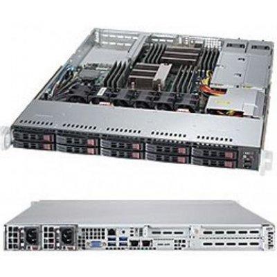 Серверная платформа SuperMicro SYS-1028R-WC1RT (SYS-1028R-WC1RT) серверная платформа asus ts300 e8 ps4