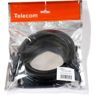 Кабель HDMI Telecom HDMI 3M V2.0 TCG200-3M (TCG200-3M)Кабели HDMI Telecom<br>Кабель HDMI-HDMI 3M V2.0 TCG200-3M TELECOM<br>