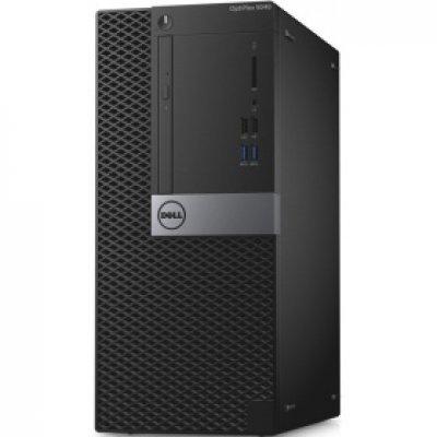 Настольный ПК Dell Optiplex 5040 MT (5040-9938) (5040-9938)Настольные ПК Dell<br>i5-6500 (3,2GHz) / 4GB (1x4GB) / 500GB (7200 rpm) / Intel HD 530 / Linux / TPM /<br>