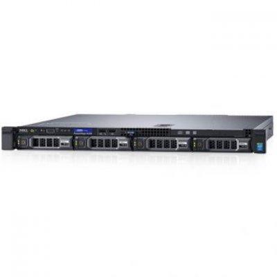 Сервер Dell PowerEdge R230 (R230-AEXB-02T) (R230-AEXB-02T)Серверы Dell<br>1U no HDD caps/ no CPU(E3-1200v5)/ HS/ no memory(4)/ H330/ noHDD(4)LFF HotPlug/ DVDRW/ iDRAC8 Ent/ 2xGE/ PS250W(cable)/ Bezel/ Static Rails/no ARM/ 3YBWNBD (210-AEXB)<br>