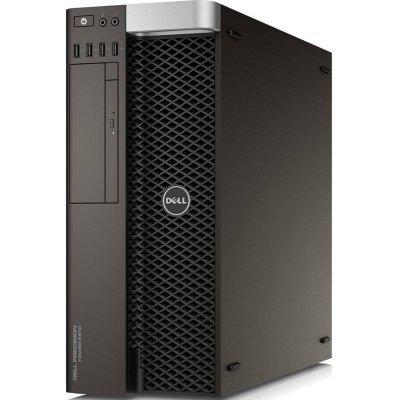 Рабочая станция Dell Precision T5810 (5810-0231) (5810-0231)Рабочие станции Dell<br>E5-1607 v4 (4 Cores 3,1 GHz) / 16GB (4x4GB) DDR4 / 256GB SSD + 1TB (7200 rpm) / Nvidia Quadro M2000 (4GB DDR5) / W7 Pro 64 (Win10 Pro License) / TPM /<br>