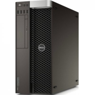 Рабочая станция Dell Precision T5810 (5810-0224) (5810-0224)Рабочие станции Dell<br>E5-1603 v4 (4 Cores 2,8 GHz) / 8GB (2x4GB) DDR4 / 1TB (7200 rpm) / No graphics / W7 Pro 64 (Win10 Pro License) / TPM /<br>