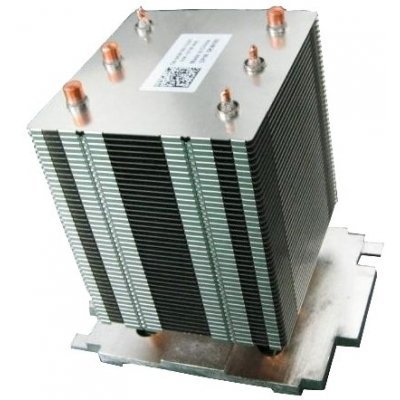 Система охлаждения для процессора Dell Heat Sink for Additional Processor for R730xd, 1,2U ,105W (412-AAFU) радиатор dell heat sink for additional processor for r730 r730xd 374 bbhmt