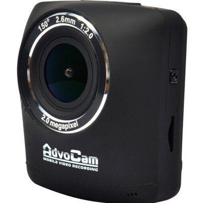 Видеорегистратор AdvoCam FD ONE (FD ONE)Видеорегистраторы AdvoCam<br>видеозапись Full-HD 1920*1080, 30к/сек, матрица: JX-F02 CMOS 1/2.7, 2Mpxl, SOI<br>