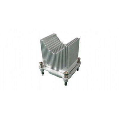 Система охлаждения для процессора Dell 412-AADWT (412-AADWT)Системы охлаждения для процессоров Dell<br>DELL Heat Sink for Additional Processor forT630, 105W (analog 412-AADU)<br>