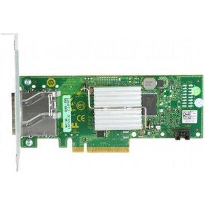 Контроллер SAS Dell 403-10918 SAS 6Gbps HBA Controller (403-10918) кабель для сервера dell sas connector external cable 2м 470 11676r 470 11676r