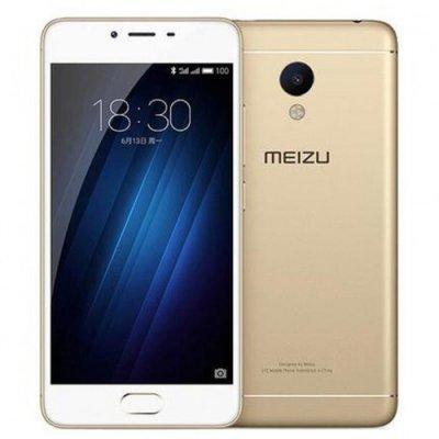 Смартфон Meizu M3s mini 32Gb золотистый (Y685H 32GB gold)Смартфоны Meizu<br>MediaTek MT6750 1.5 GHz, 5 1280x720, 2 Sim, Android 5.0, 3 Гб, 32 Гб, основная камера 13MP, фронтальная камера 5MP, 3G, 4G/LTE, 138 г, (Y685H-32-G)<br>