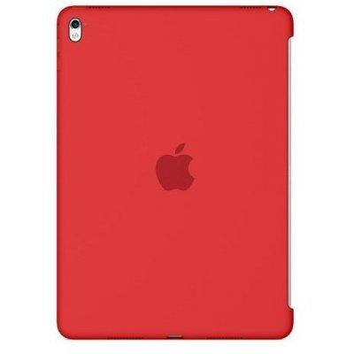 Чехол для планшета Apple Silicone Case iPad Pro 9.7 - RED (MM222ZM/A)