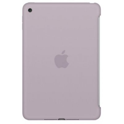 Чехол для планшета Apple iPad mini 4 Silicone Case - Lavender (MLD62ZM/A) kuchenprofi d 33 см 08 0805 28 33