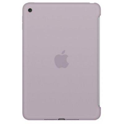Чехол для планшета Apple iPad mini 4 Silicone Case - Lavender (MLD62ZM/A)