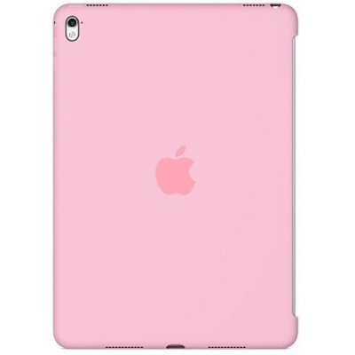 Чехол для планшета Apple Silicone Case iPad Pro 9.7 - Light Pink (MM242ZM/A) чехол для ipad prolife 16975 light green