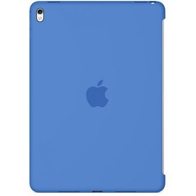 Чехол для планшета Apple Silicone Case iPad Pro 9.7 - Royal Blue (MM252ZM/A) чехол для планшета apple ipad pro 9 7 silicone case ocean blue mn2f2zm a