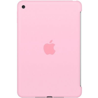 Чехол для планшета Apple iPad mini 4 Silicone Case - Light Pink (MM3L2ZM/A)