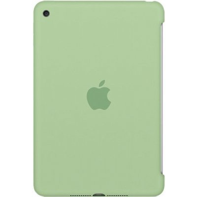 Чехол для планшета Apple iPad mini 4 Silicone Case - Mint (MMJY2ZM/A)