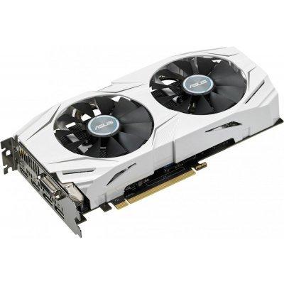 Видеокарта ПК ASUS GeForce GTX 1060 1506Mhz PCI-E 3.0 6144Mb 8008Mhz 192 bit DVI 2xHDMI HDCP DUAL (DUAL-GTX1060-6G) видеокарта 6144 mb asus geforce gtx1060 pci e 192bit gddr5 dvi hdmi displayport strix gtx1060 6g gaming retail