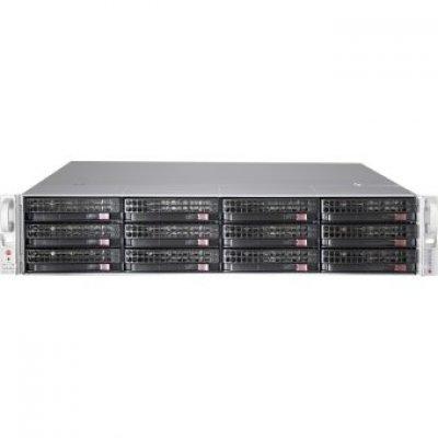 Корпус серверный SuperMicro CSE-826BE1C-R920LPB черный (CSE-826BE1C-R920LPB)Корпуса серверные SuperMicro<br>Корпус SuperMicro CSE-826BE1C-R920LPB 920W черный<br>