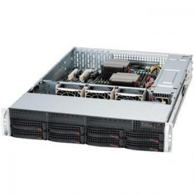 Корпус серверный SuperMicro CSE-825TQC-R740LPB (CSE-825TQC-R740LPB) supermicro cse 836be16 r920b