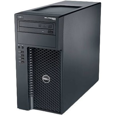 Рабочая станция Dell PRECISION T3620 (3620-0194) (3620-0194)Рабочие станции Dell<br>MT,Xeon E3-1220v5 (3.5GHz, 8MB, QC), 8GB (1x8GB) 2133MHz DDR4 NonECC, SSD 256+1TB SATA 7.2, 4GB NVIDIA Quadro K1200(4 MiniDP) (4 Mini DP-DP adapters), DVD-RW, Linux, Key, Mice, TPM, 3Y Basic NBD<br>