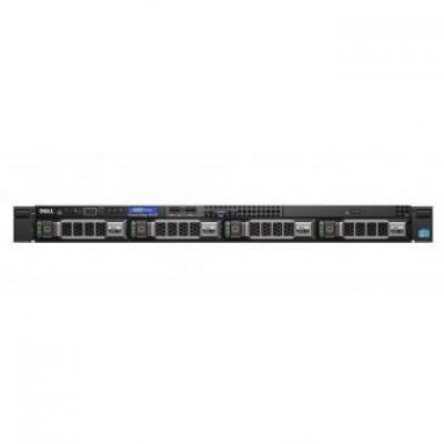 Сервер Dell PowerEdge R430 (210-ADLO-100) (210-ADLO-100)Серверы Dell<br>v4 No Proc, No Memory, No HDD (up to 4x3.5 Cabled), DVD-RW, Integrated QP Gigabit LAN, iDRAC8 Express, PSU (1)*450W, Rack Rails, 3Y Basic NBD<br>