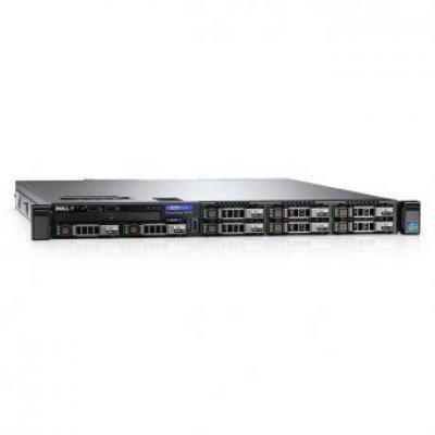 Сервер Dell PowerEdge R430 (210-ADLO-105) (210-ADLO-105)Серверы Dell<br>v4 No Proc, No Memory, No HDD (up to 8x2.5), Integrated QP Gigabit LAN, iDRAC8 Express, PSU (1)*550W up to RPS, Rack Rails, 3Y Basic NBD<br>