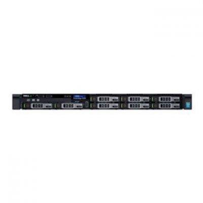 Сервер Dell PowerEdge R330 (210-AFEV-031) (210-AFEV/031)Серверы Dell<br>E3-1270v5 (3.6GHz, 4C), 16GB (1x16GB) UDIMM, (1)*600GB SAS 10k (up to 8x2.5), PERC H730/1GB, DVD+/-RW, Broadcom 5720 DP 1Gb LOM, iDRAC8 Enterprise, RPS (2)*350W, Bezel, ReadyRails, 3Y Basic NBD<br>