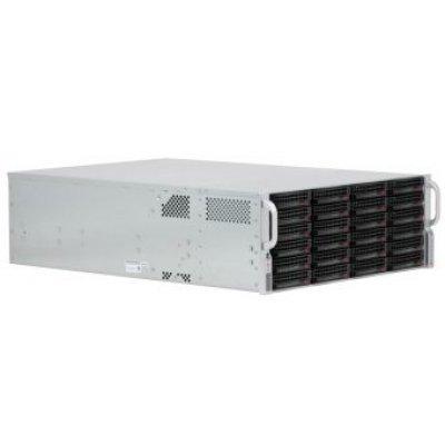 Корпус серверный SuperMicro CSE-846TQ-R900B (CSE-846TQ-R900B)Корпуса серверные SuperMicro<br>Корпус для сервера 4U 900W SATA/ SAS CSE-846TQ-R900B SUPERMICRO<br>