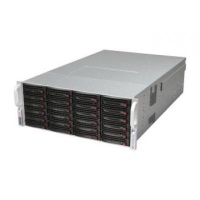 Корпус серверный SuperMicro CSE-847E16-R1400LPB (CSE-847E16-R1400LPB) корпус supermicro cse 826be26 r1k28lpb cse 826be26 r1k28lpb