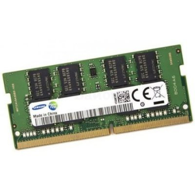 Модуль оперативной памяти ПК Samsung M471A5143EB0-CPBD0 (M471A5143EB0-CPBD0)Модули оперативной памяти ПК Samsung<br>Тип: DDR4, объём: 1 модуль на 4Gb, тактовая частота: 2133 MHz, форм-фактор: SODIMM, скорость: PC4-17000 (M471A5143EB0-CPBD0)<br>