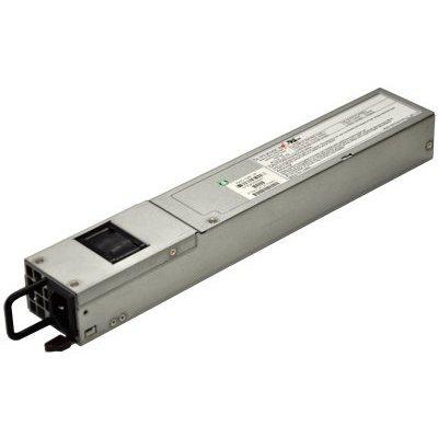 Блок питания сервера SuperMicro 750W PWS-706P-1R SUPERMICRO (PWS-706P-1R)Блок питания сервера SuperMicro<br>Блок питания, мощность 750 Вт, 80 Plus Platinum, PFC<br>