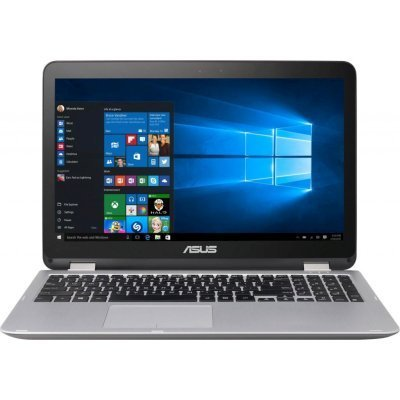 Ультрабук-трансформер ASUS VivoBook Flip TP501UA-CJ116T (90NB0AI1-M01660) (90NB0AI1-M01660)Ультрабуки-трансформеры ASUS<br>Core i5-6200U/4Gb DDR4/1Tb/15.6 Touch HD GL/UMA/Camera/Wi-Fi/Windows 10/2.2Kg<br>
