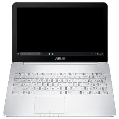 Ноутбук ASUS VivoBook N752VX-GC133T (90NB0AY1-M03320) (90NB0AY1-M03320)Ноутбуки ASUS<br>Special Core i5 6300HQ/8Gb/HDD 1Tb/17.3FHD IPS AG(1920x1080)/DVD-RW/nVidia GeForce GTX 950M 4Gb/WiFi/BT/Cam//Windows 10 Home/3.17Kg<br>