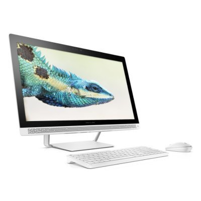 Моноблок HP Pavilion 27-a154ur (Z0K56EA) (Z0K56EA)Моноблоки HP<br>27&amp;amp;#039;&amp;amp;#039; IPS FHD LED Non-touch,Core i5-6400T,8GB DDR4 (1X8GB),1TB,Intel HD Graphics,DVDRW,white,Win 10<br>