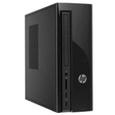 Настольный ПК HP 260 260-a131ur (Z0K28EA) (Z0K28EA)Настольные ПК HP<br>,Intel Core i3-6100T,4GB DDR4 (1X4GB),500GB,Intel HD Graphics,DVDRW,Jack Black,Win10<br>